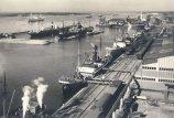 Istorinių   pakilimų   sąsajos  uoste