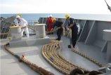 Jūrininkų   darbo    laikas    ilgėja