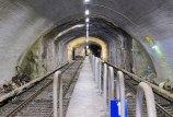 Tunelis   kirstų   Suomijos    įlanką