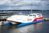 Intensyvėja laivyba tarp Talino ir Helsinkio