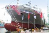 Didžiausias laivas plauks ir į Baltiją