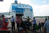 Jūrų keltuose daugėja turistų iš Rusijos