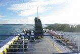 Švedijos jūrų strategijoje – dėmesys laivybai
