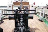 Istorinis laivas prikeltas naujam gyvenimui