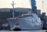 Didžiausiu burlaiviu tapo milijardieriaus jachta